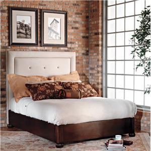 Old Biscayne Designs Custom Design Solid Wood Beds Sienne Platform Bed