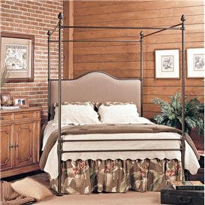 Old Biscayne Designs Custom Design Iron and Metal Beds Sophia Canopy Bed