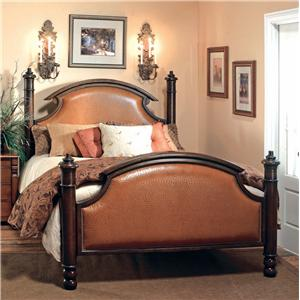 Old Biscayne Designs Custom Design Solid Wood Beds Ansley Marie Wood Bed