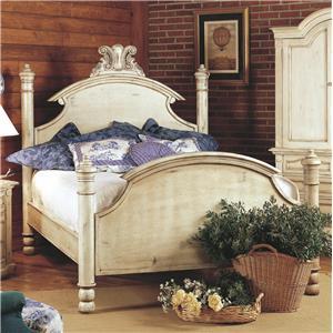 Old Biscayne Designs Custom Design Solid Wood Beds Ansley Wood Bed