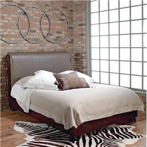 Old Biscayne Designs Custom Design Solid Wood Beds Brandy Platform Bed