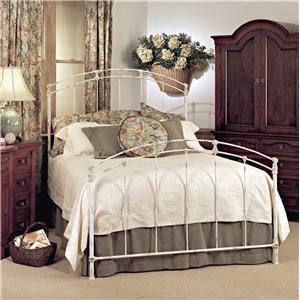 Old Biscayne Designs Custom Design Iron and Metal Beds Claire Metal Bed
