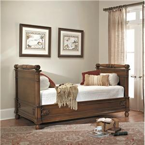 Old Biscayne Designs Custom Design Solid Wood Beds Coretta Daybed