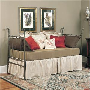 Old Biscayne Designs Custom Design Iron and Metal Beds Daphne Metal Daybed