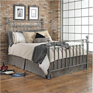 Old Biscayne Designs Custom Design Iron and Metal Beds Emilie Metal Bed