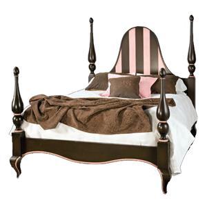 Old Biscayne Designs Custom Design Solid Wood Beds Felicity Carved Wood Bed