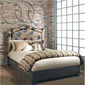 Old Biscayne Designs Custom Design Solid Wood Beds Georgina Platform Bed