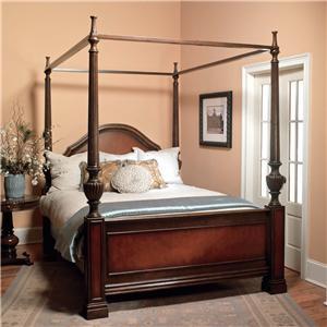 Old Biscayne Designs Custom Design Solid Wood Beds Giselle Canopy Bed
