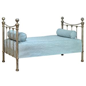 Old Biscayne Designs Custom Design Iron and Metal Beds Juniper Metal Daybed