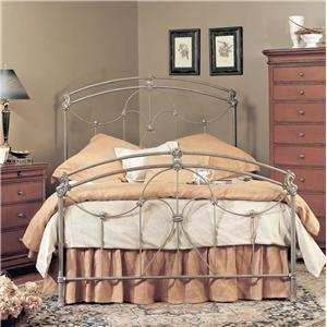 Old Biscayne Designs Custom Design Iron and Metal Beds Katarina Metal Bed