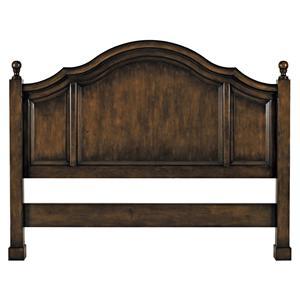Old Biscayne Designs Custom Design Solid Wood Beds King Headboard