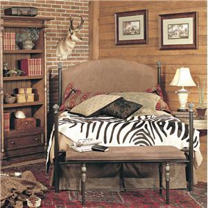 Old Biscayne Designs Custom Design Iron and Metal Beds Lauren Metal Bed