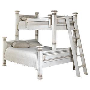 Old Biscayne Designs Custom Design Solid Wood Beds Lisette Custom Bunk Bed