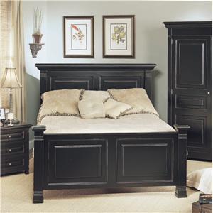 Old Biscayne Designs Custom Design Solid Wood Beds Lisette Wood Bed