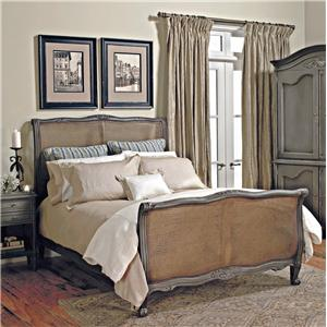 Old Biscayne Designs Custom Design Solid Wood Beds Louis XV Bed