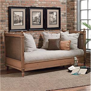Old Biscayne Designs Custom Design Solid Wood Beds Margeaux Daybed
