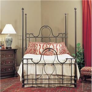 Old Biscayne Designs Custom Design Iron and Metal Beds Odelia Poster Bed