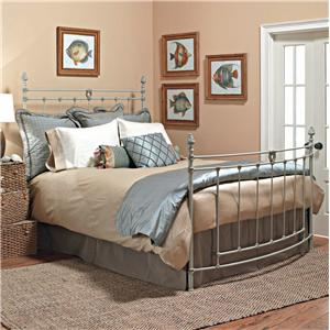 Old Biscayne Designs Custom Design Iron and Metal Beds Rosalie Metal Bed
