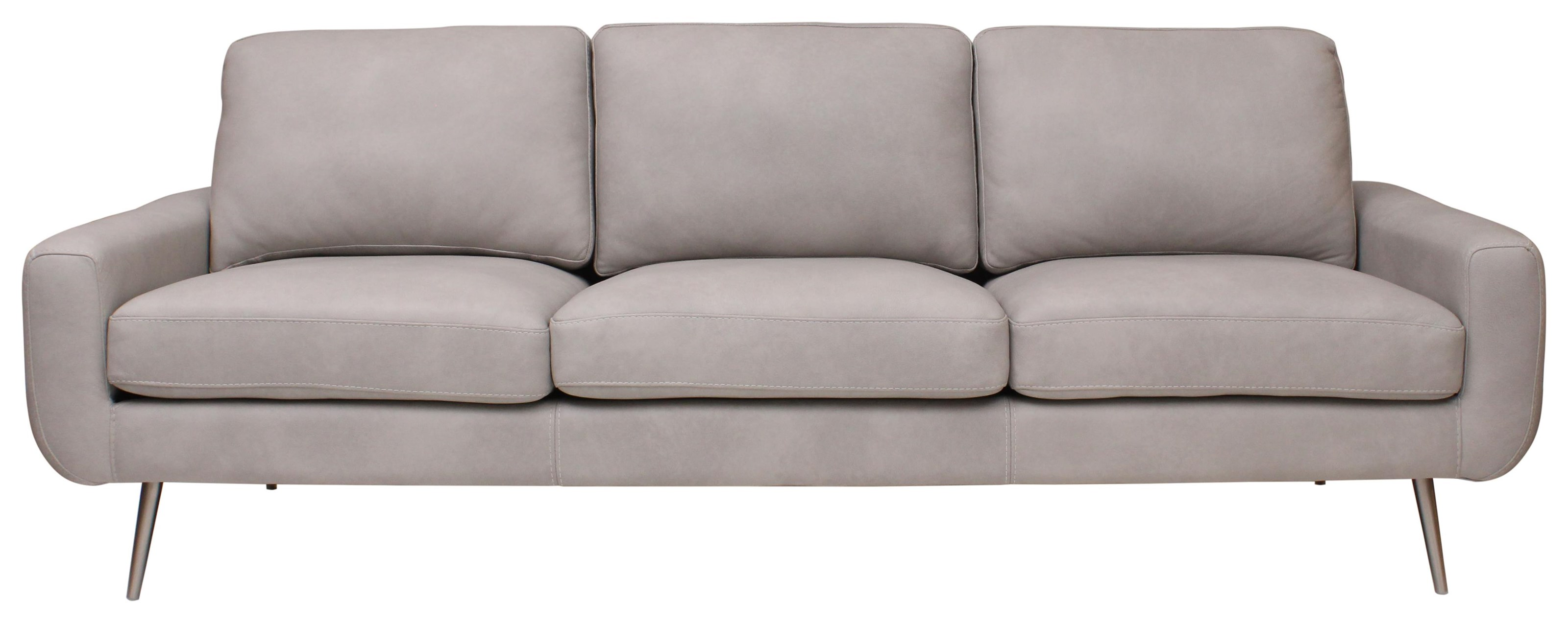 Harvey Sofa by Omnia Leather at HomeWorld Furniture