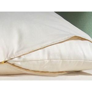 Organic Mattresses, Inc. (OMI) Pillow Barrier Cover Queen Cotton Pillow Barrier Cover