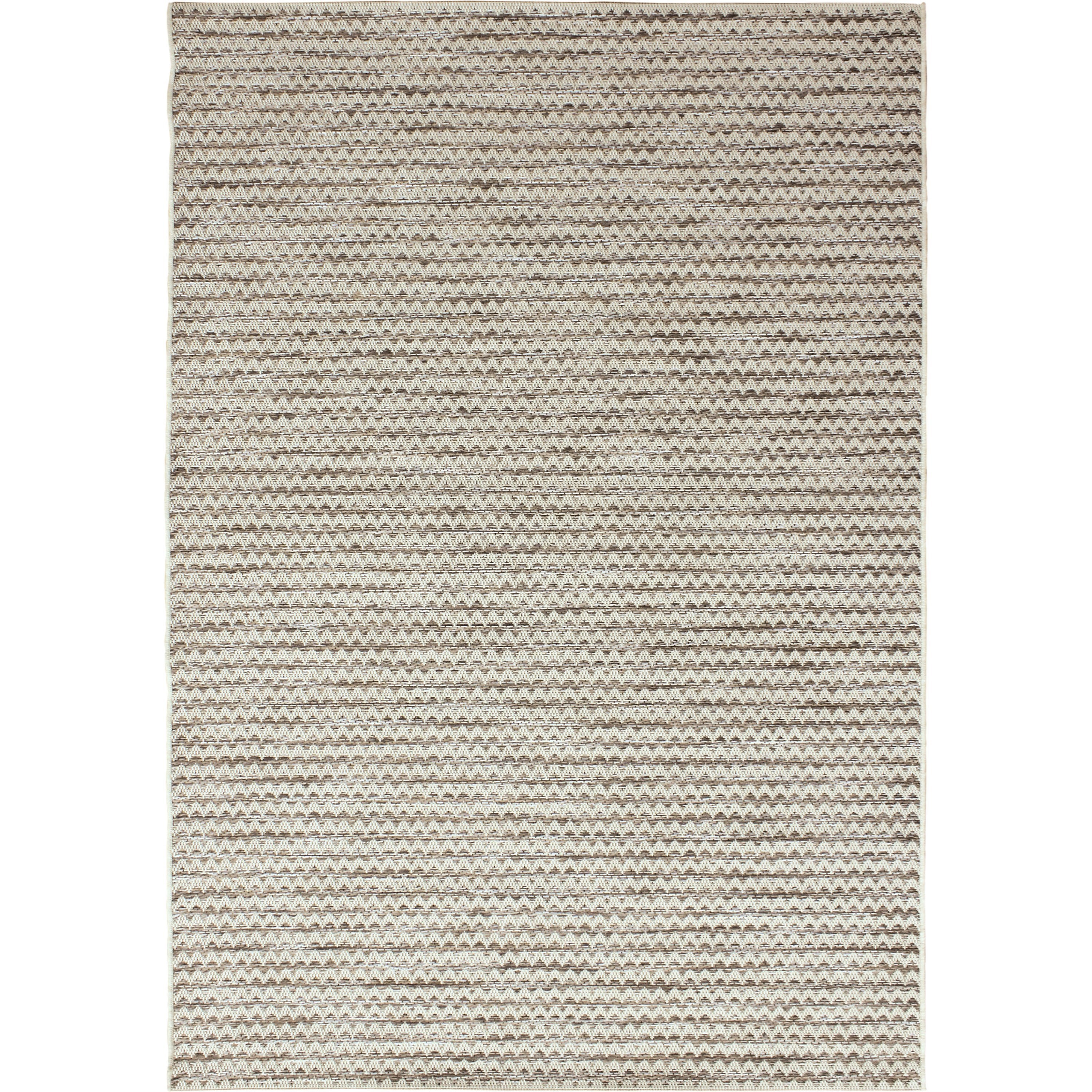 """Breeze Lapis gray/ ivory 5'1"""" x 7'6"""" Rug by Orian Rugs at Mueller Furniture"""