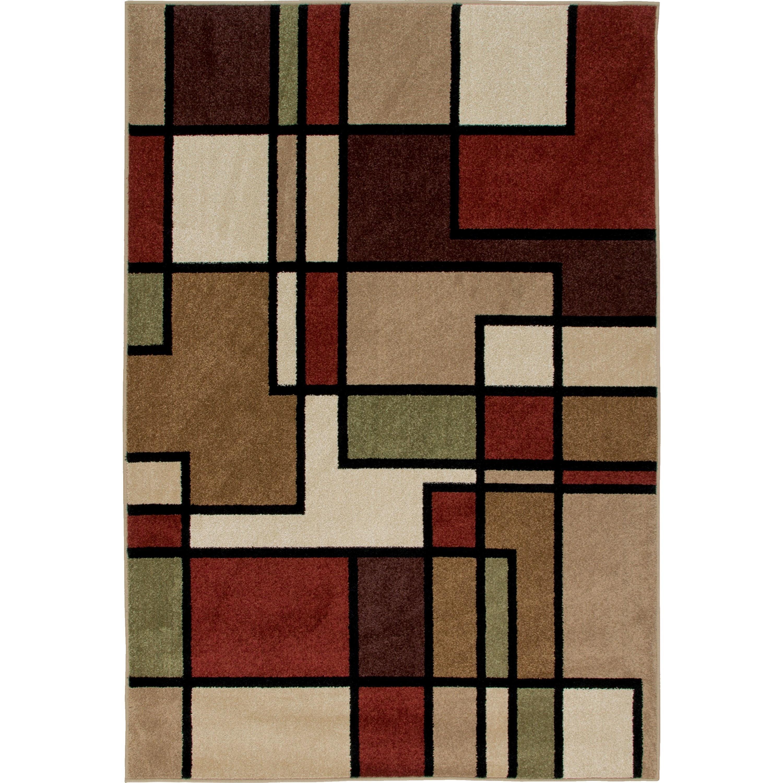"""Four Seasons Thorburn Rawhide 7'8"""" x 10'10"""" Rug by Orian Rugs at Mueller Furniture"""