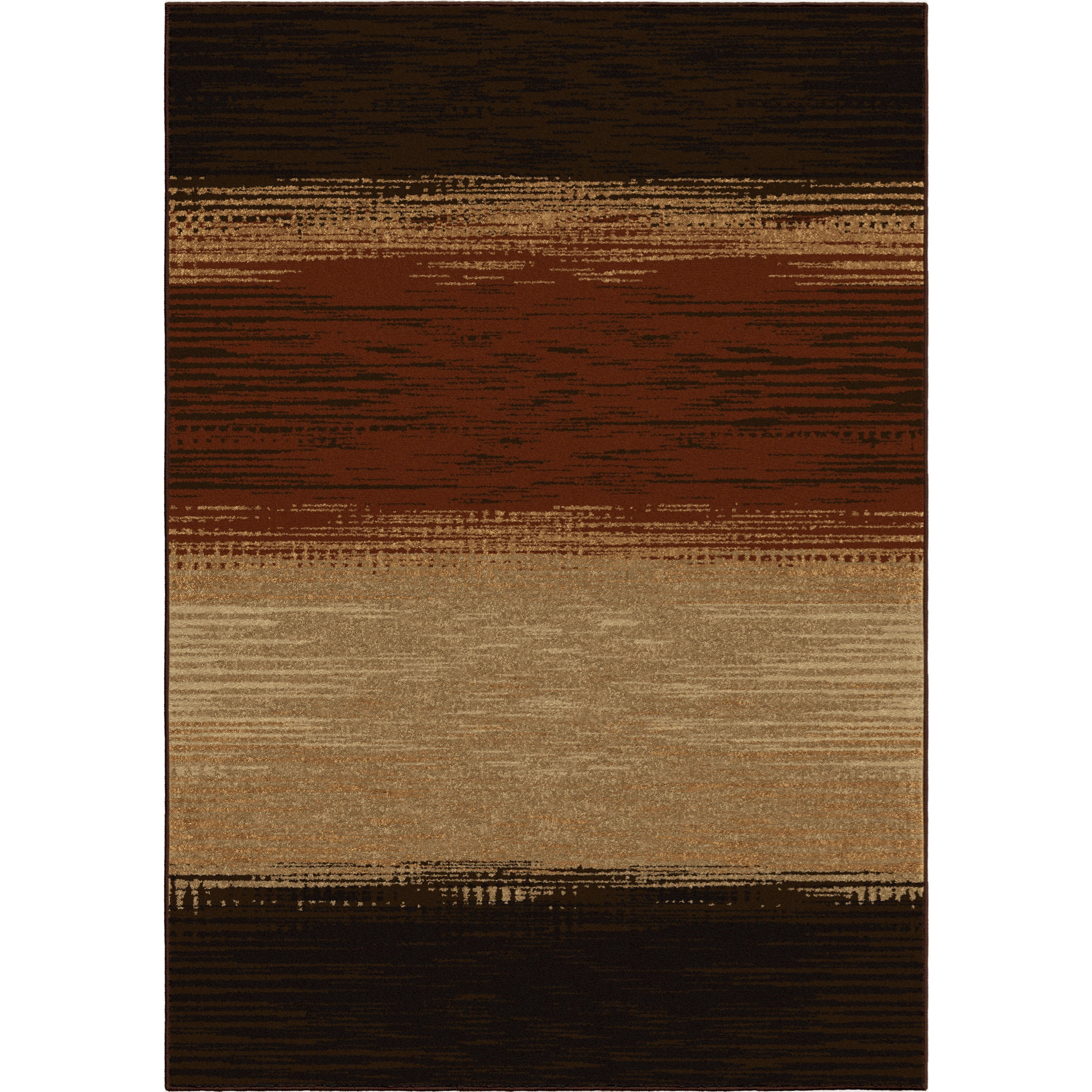 """Four Seasons Allendale Multi 5'2"""" x 7'6"""" Rug by Orian Rugs at Mueller Furniture"""