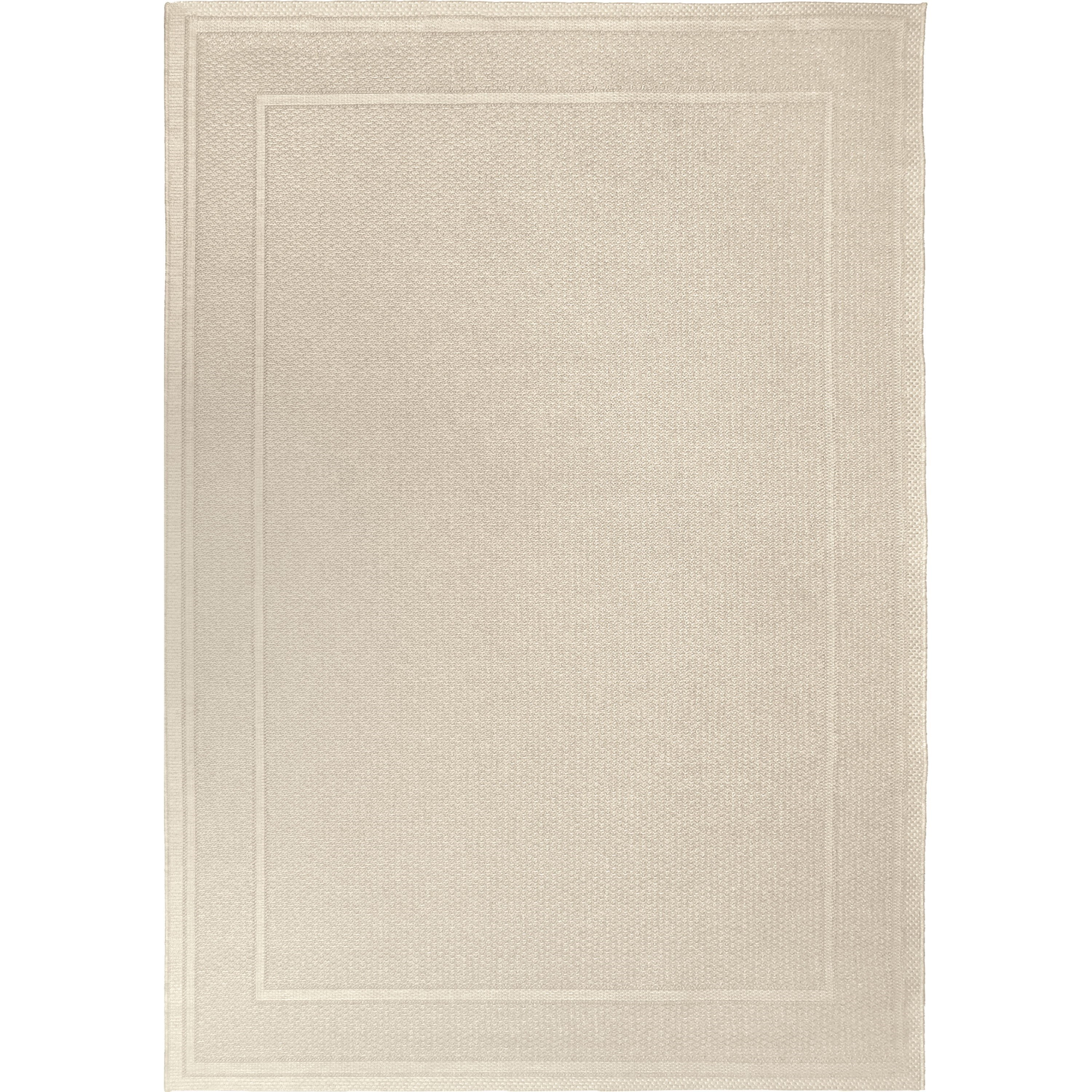 """Jersey Home Bonita ivory 5'1"""" x 7'6"""" Rug by Orian Rugs at Mueller Furniture"""