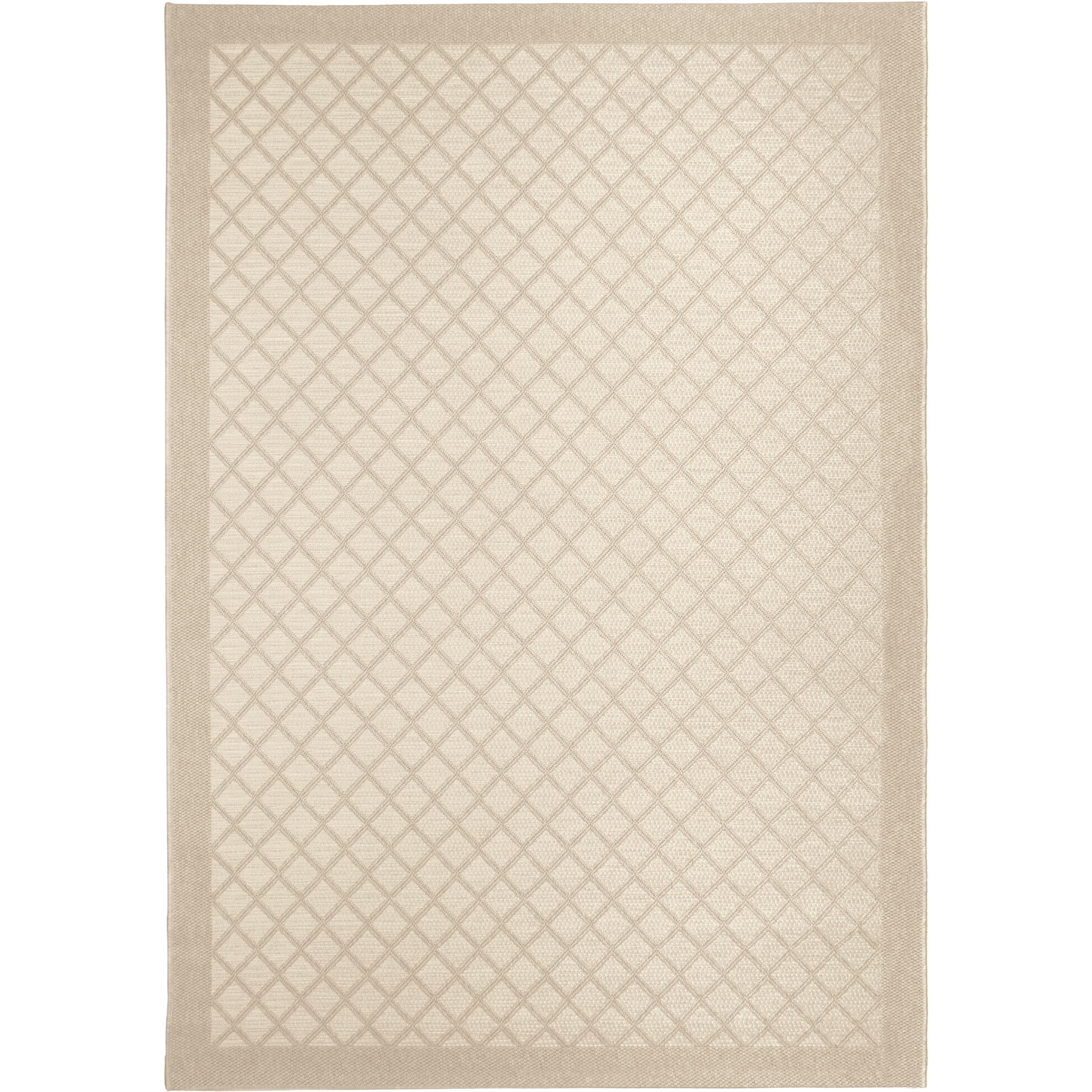"""Jersey Home Fusion Trellis ivory 7'7"""" x 10'10"""" Rug by Orian Rugs at Mueller Furniture"""