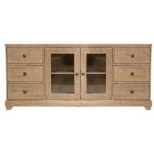 Orient Express Furniture Traditions Media Cabinet