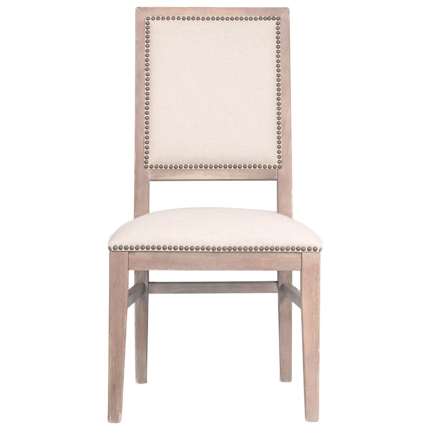 Traditions Dexter Dining Chair Set by Orient Express Furniture at Baer's Furniture