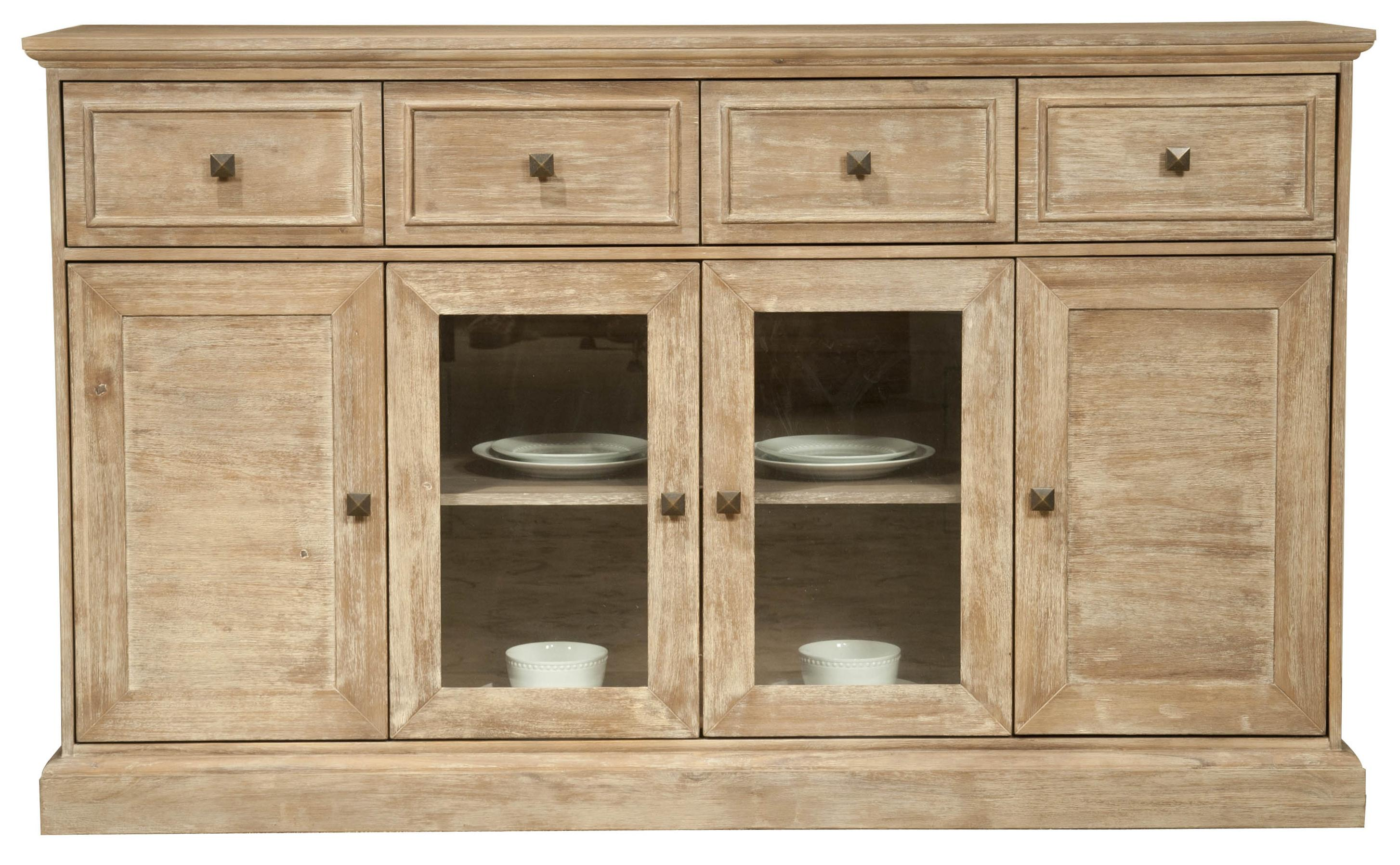 Traditions Hudson Sideboard by Orient Express Furniture at Baer's Furniture