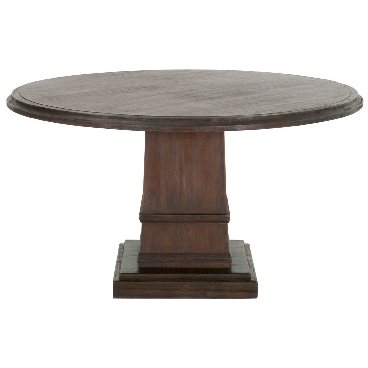 """Traditions Hudson 54"""" Round Dining Table by Orient Express Furniture at Baer's Furniture"""