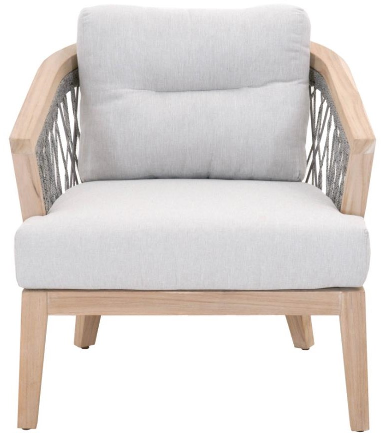 Wicker Web Club Chair by Essentials for Living at C. S. Wo & Sons Hawaii