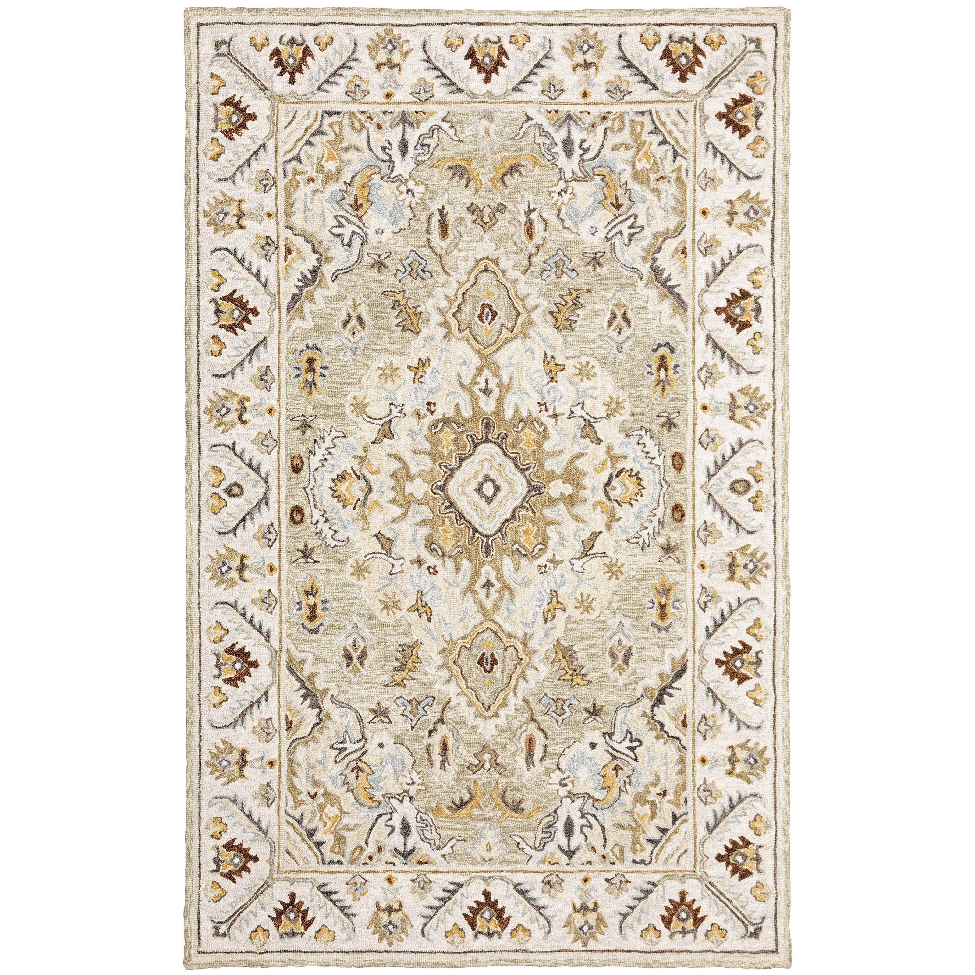 "3' 6"" X  5' 6"" Rectangle Rug"