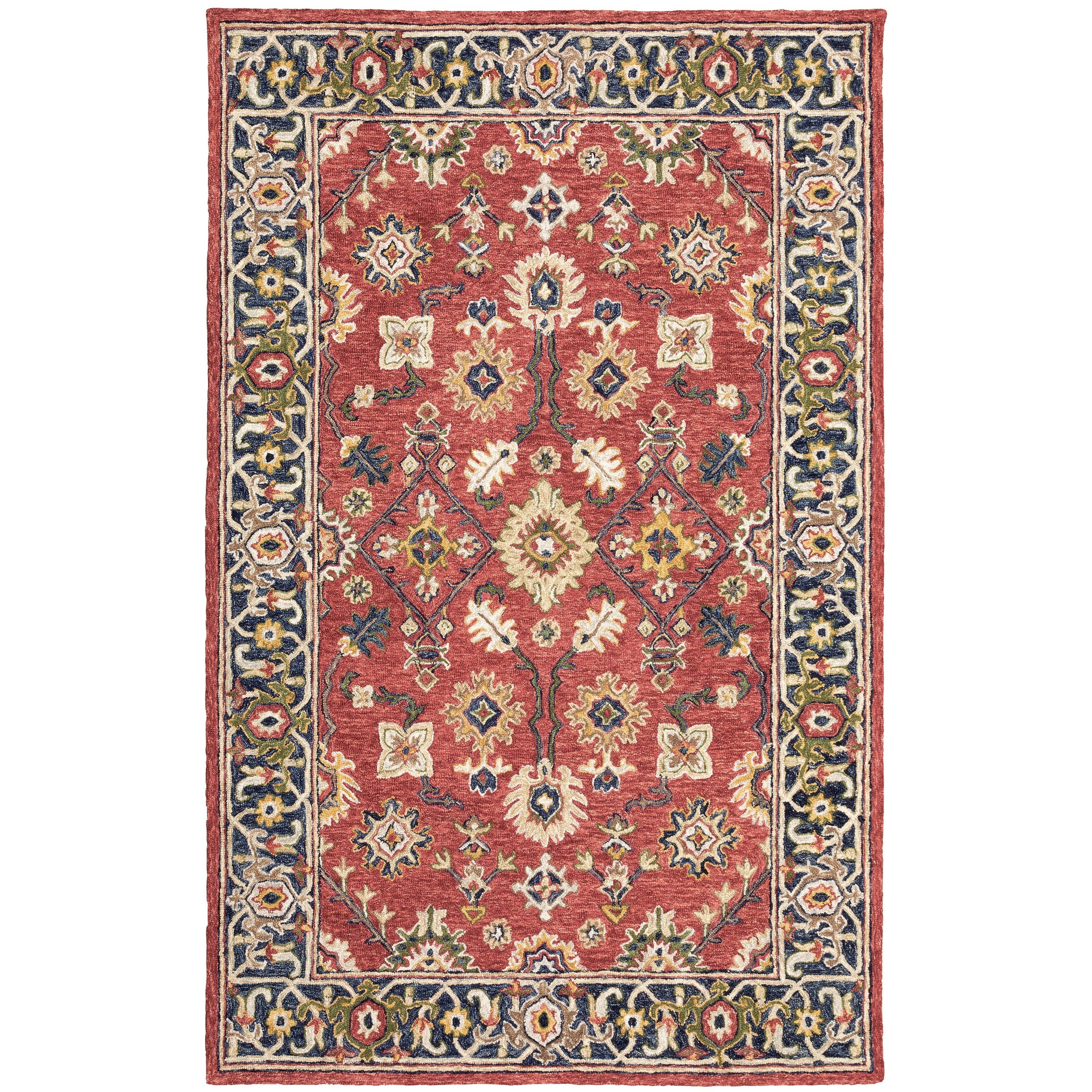 Alfresco 8' X 10' Rectangle Rug by Oriental Weavers at Steger's Furniture