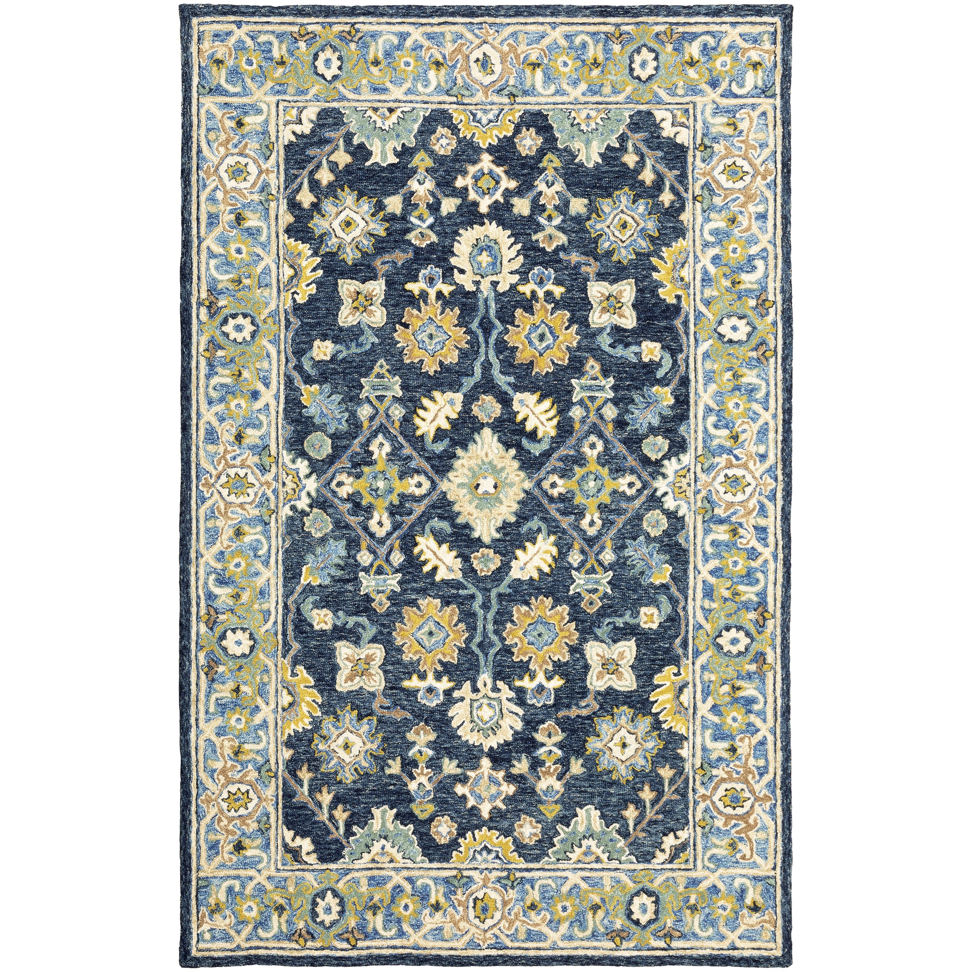 Alfresco 8' X 10' Rectangle Rug by Oriental Weavers at Godby Home Furnishings