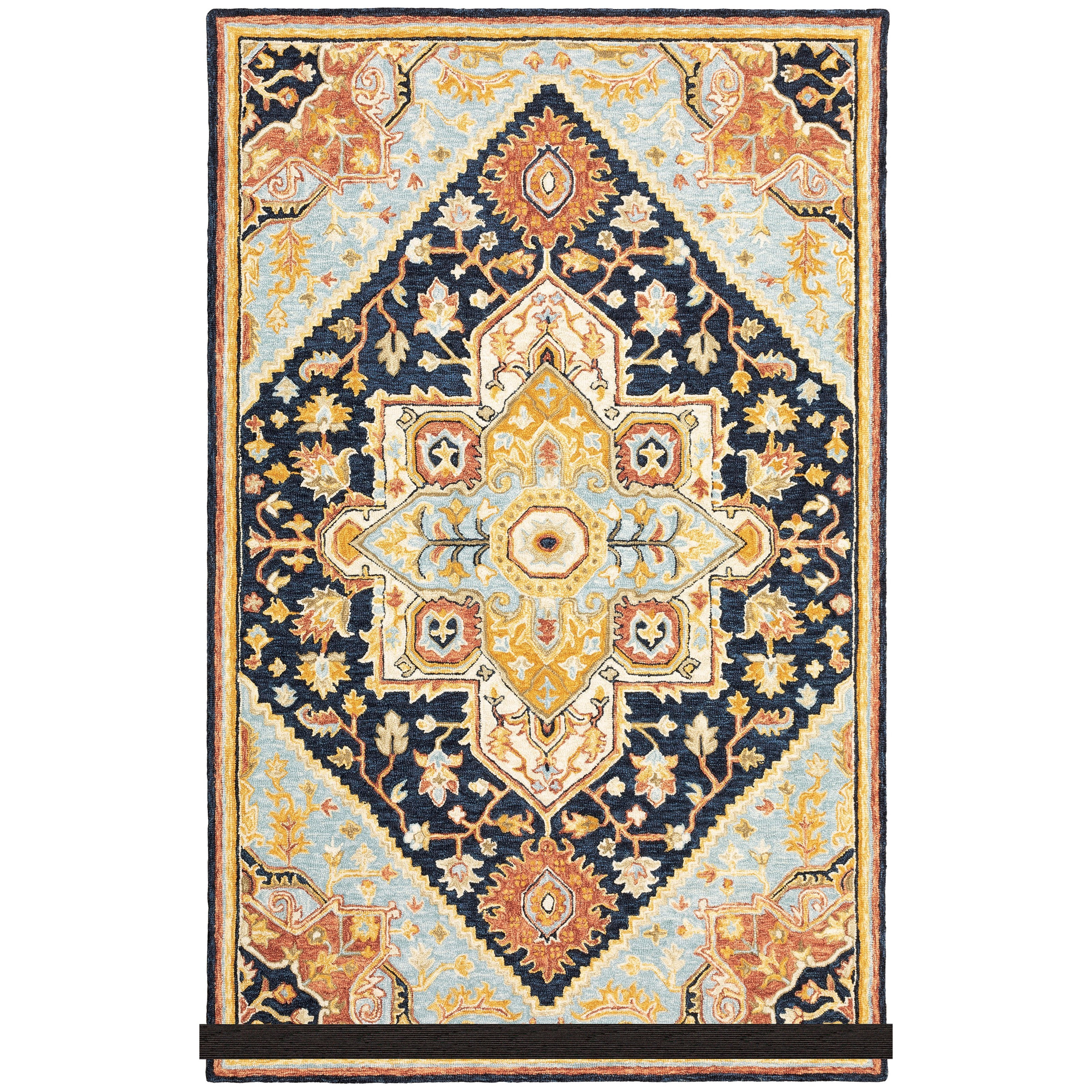 Alfresco 5' X  8' Rectangle Rug by Oriental Weavers at Steger's Furniture