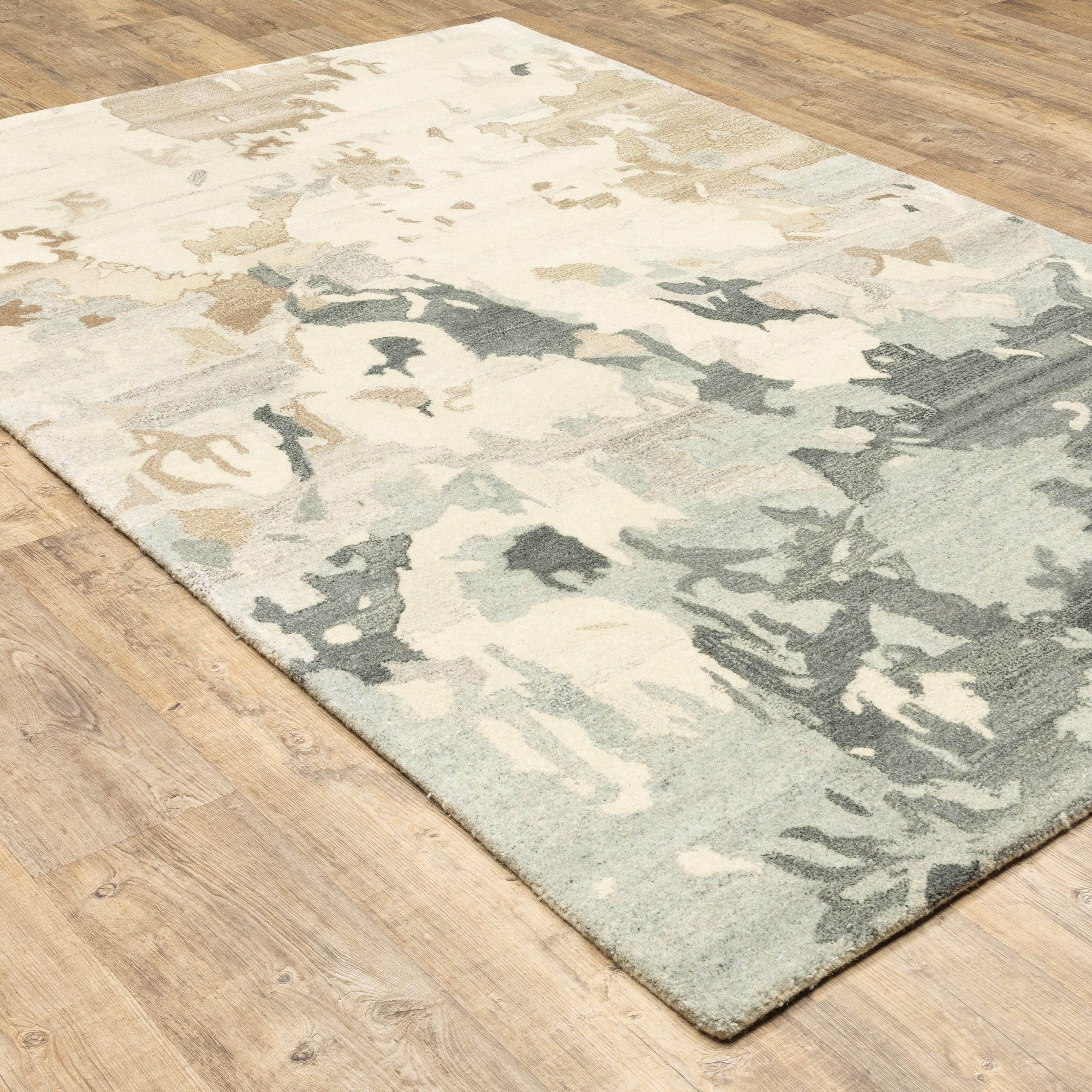 "Anastasia 5' 0"" X  8' 0"" Rectangle Rug by Oriental Weavers at Novello Home Furnishings"
