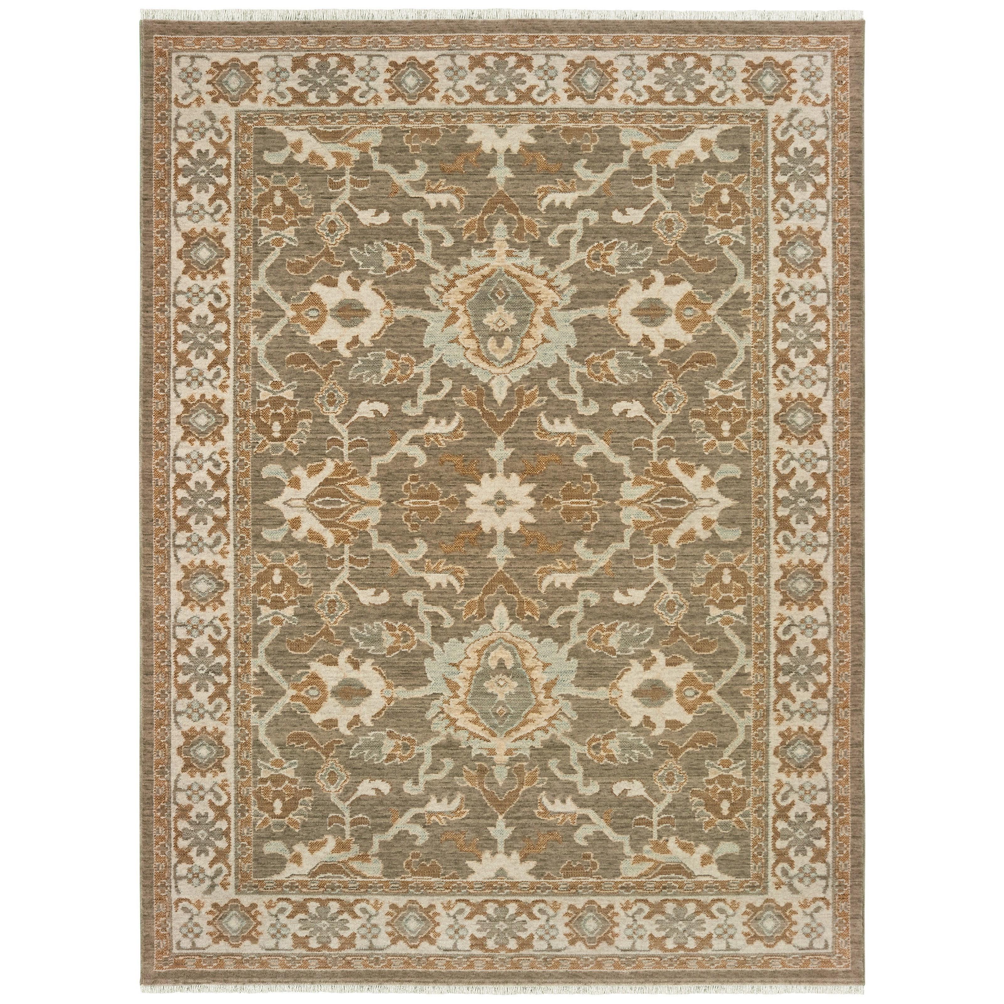 "Anatolia 3'10"" X  5' 5"" Rectangle Rug by Oriental Weavers at Novello Home Furnishings"
