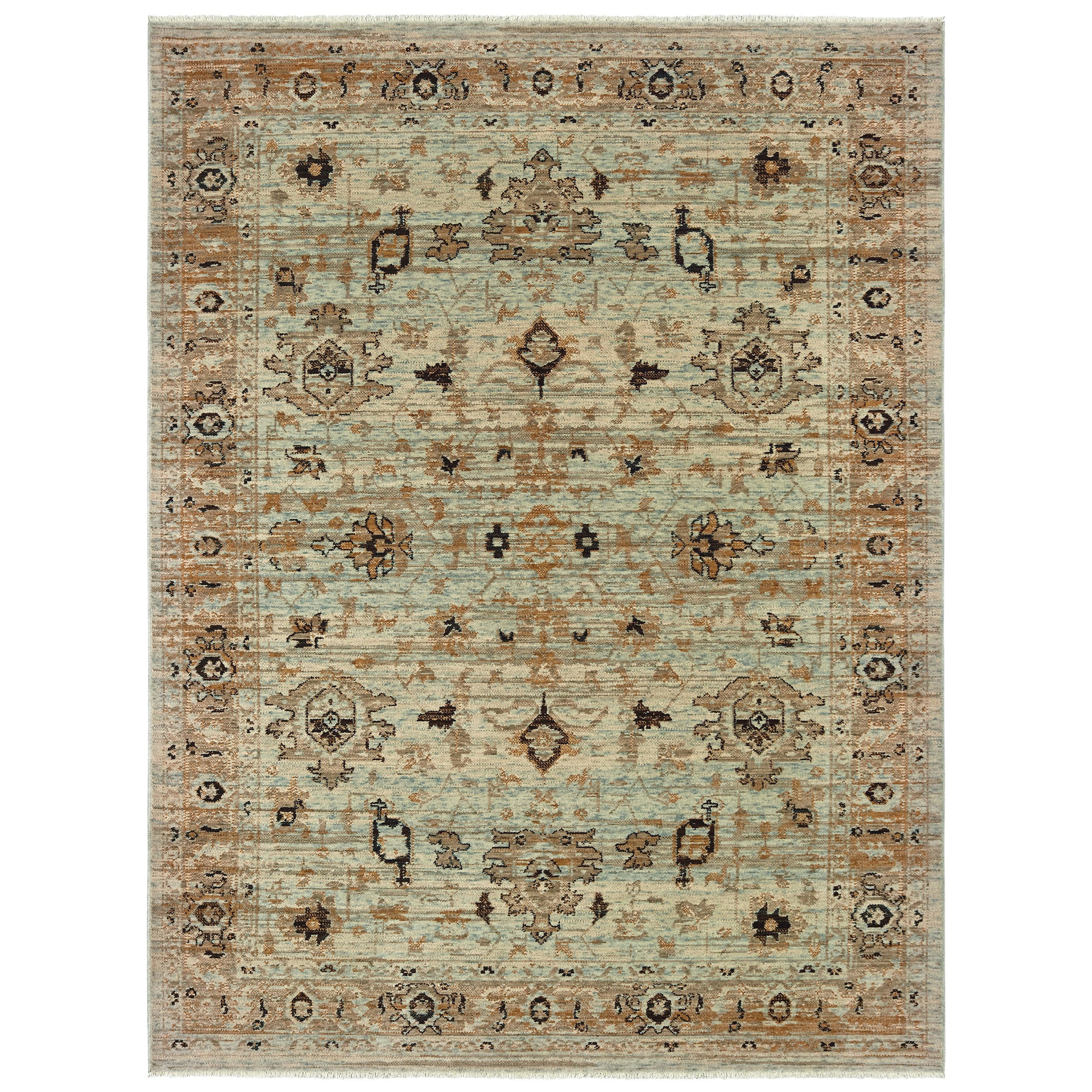 """Anatolia 6' 7"""" X  9' 6"""" Rectangle Rug by Oriental Weavers at Godby Home Furnishings"""