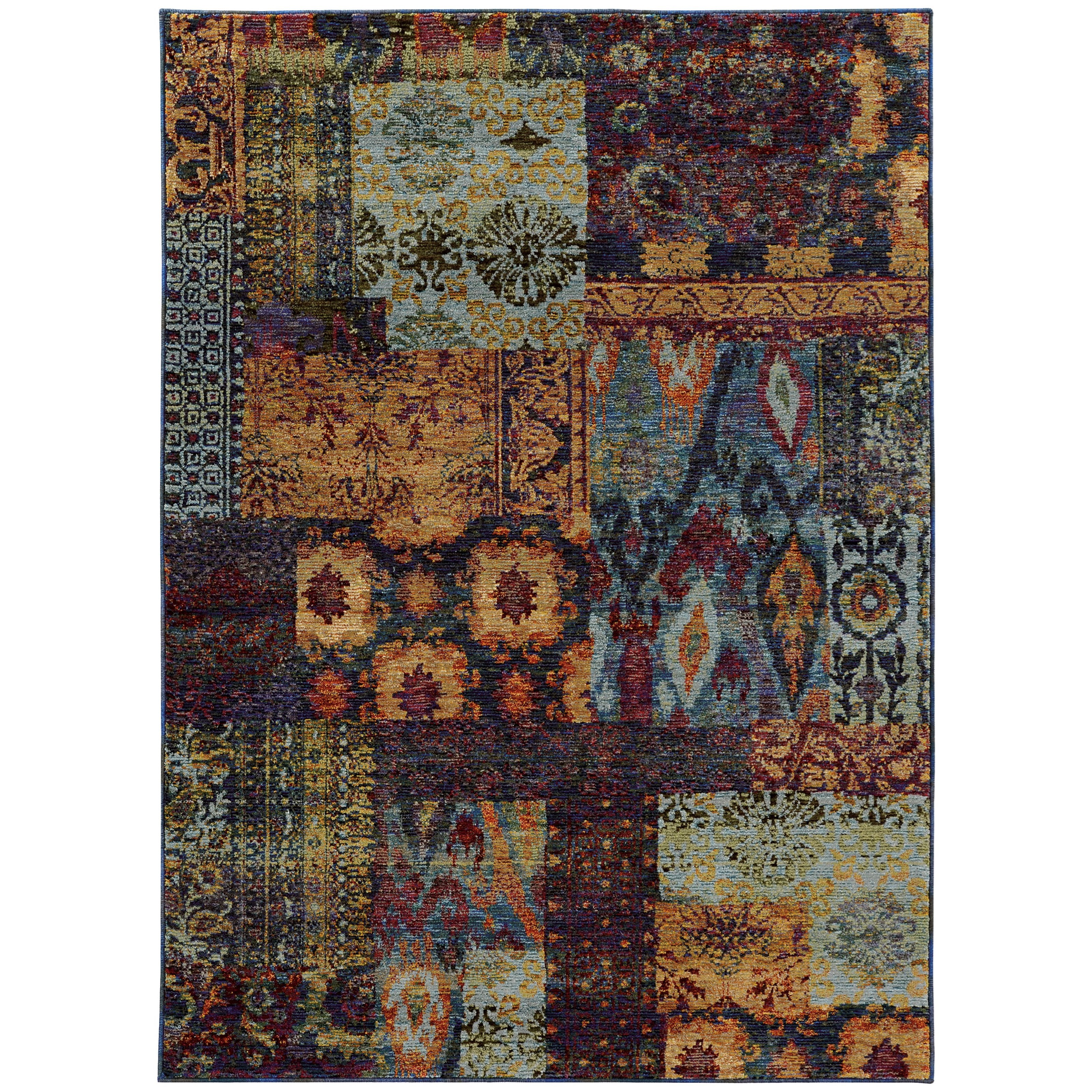 """Andorra 10' 0"""" X 13' 2"""" Rectangle Rug by Oriental Weavers at Steger's Furniture"""