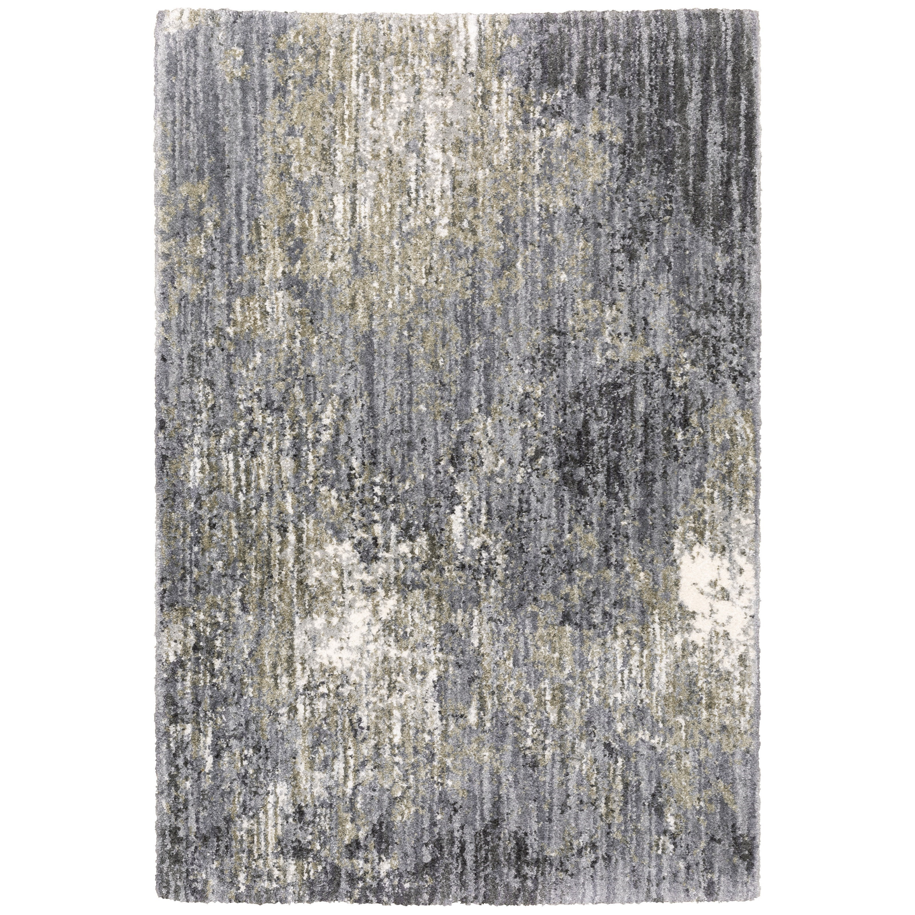 "ASPEN 6' 7"" X  9' 6"" Rectangle Rug by Oriental Weavers at Jacksonville Furniture Mart"