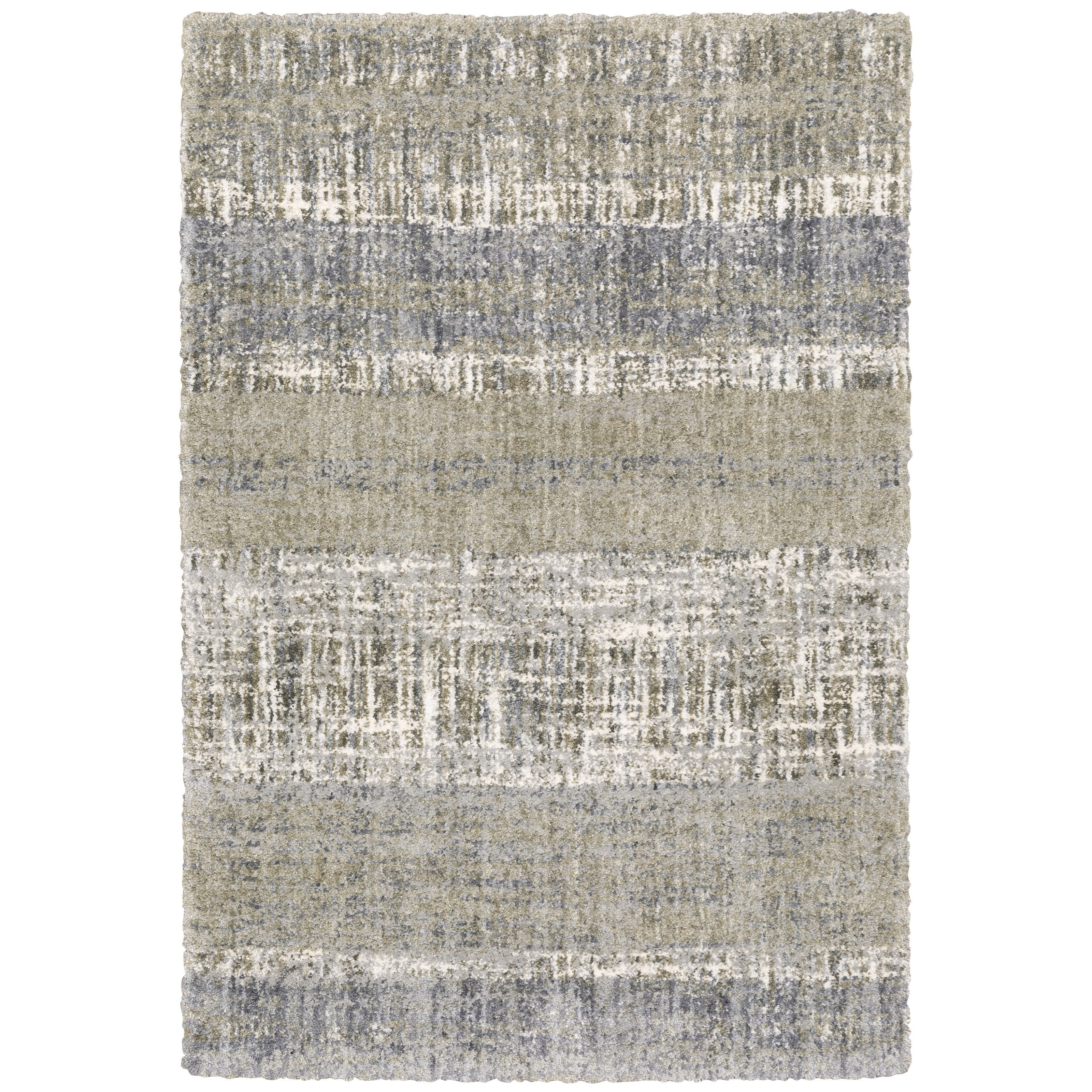 """ASPEN 6' 7"""" X  9' 6"""" Rectangle Rug by Oriental Weavers at Steger's Furniture"""