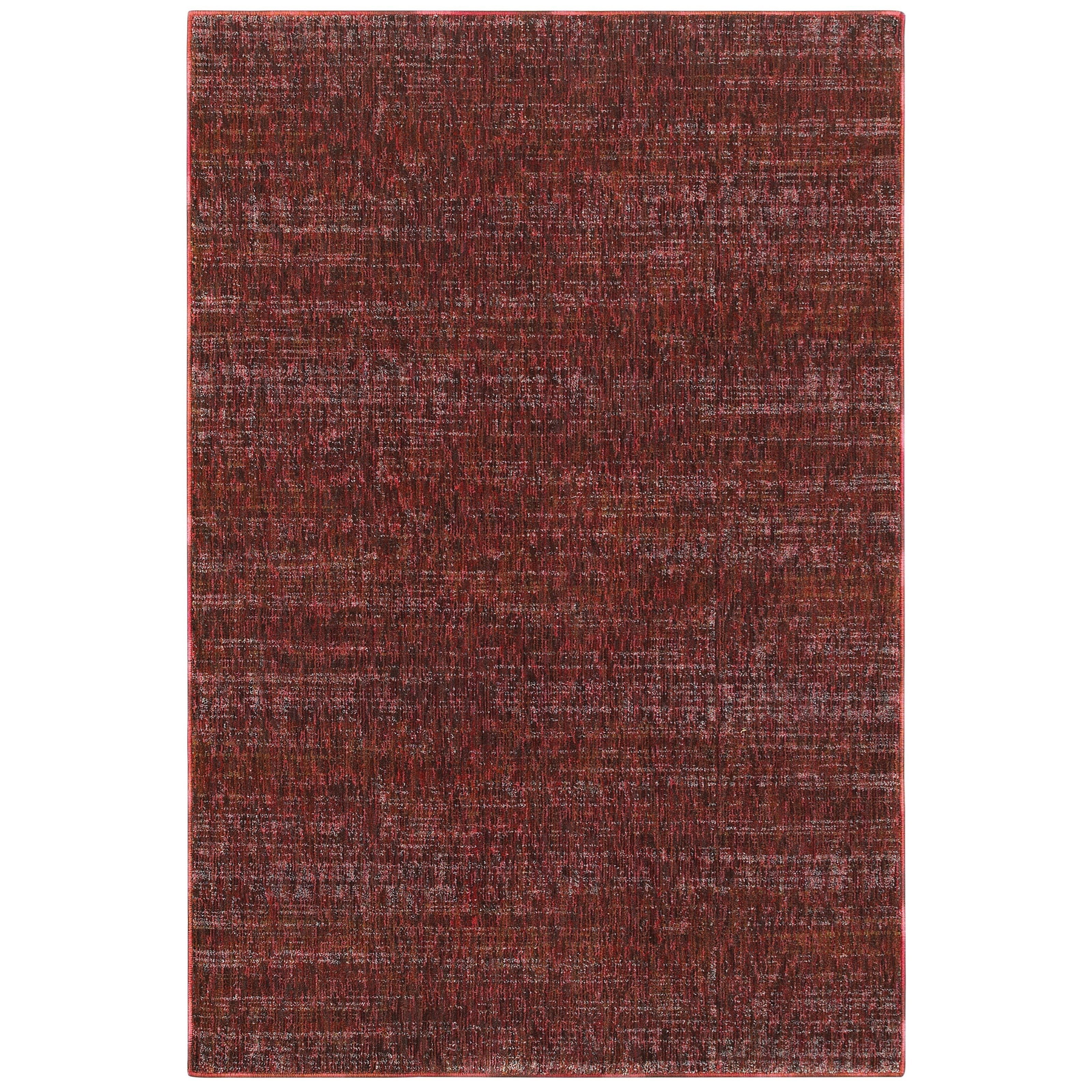 "Atlas 7'10"" X 10'10"" Rectangle Rug by Oriental Weavers at Dunk & Bright Furniture"