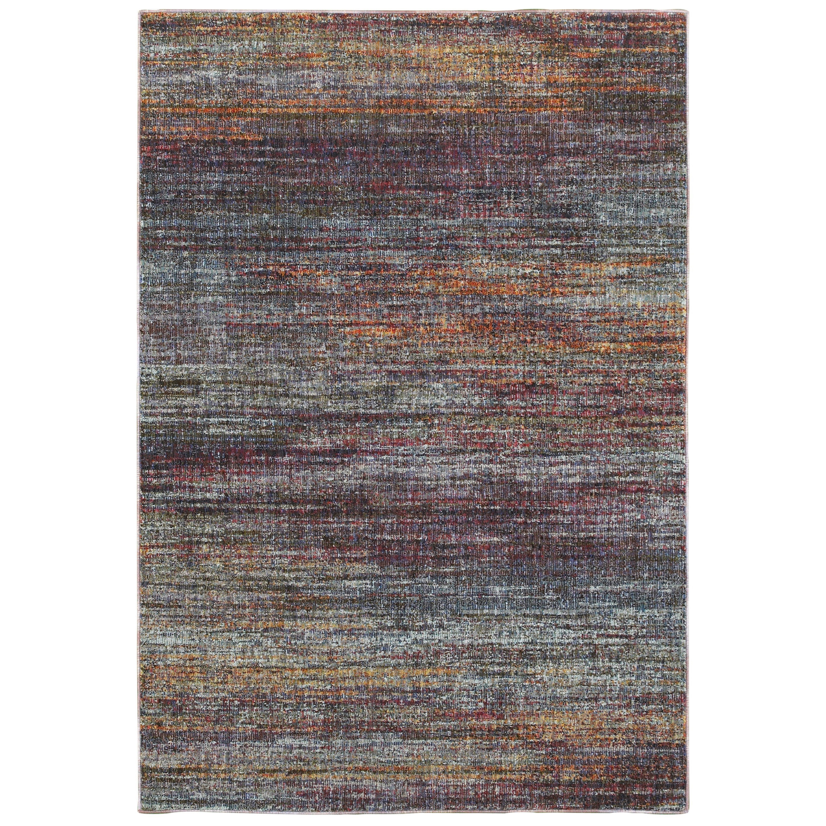 "Atlas 6' 7"" X  9' 6"" Rectangle Rug by Oriental Weavers at Steger's Furniture"