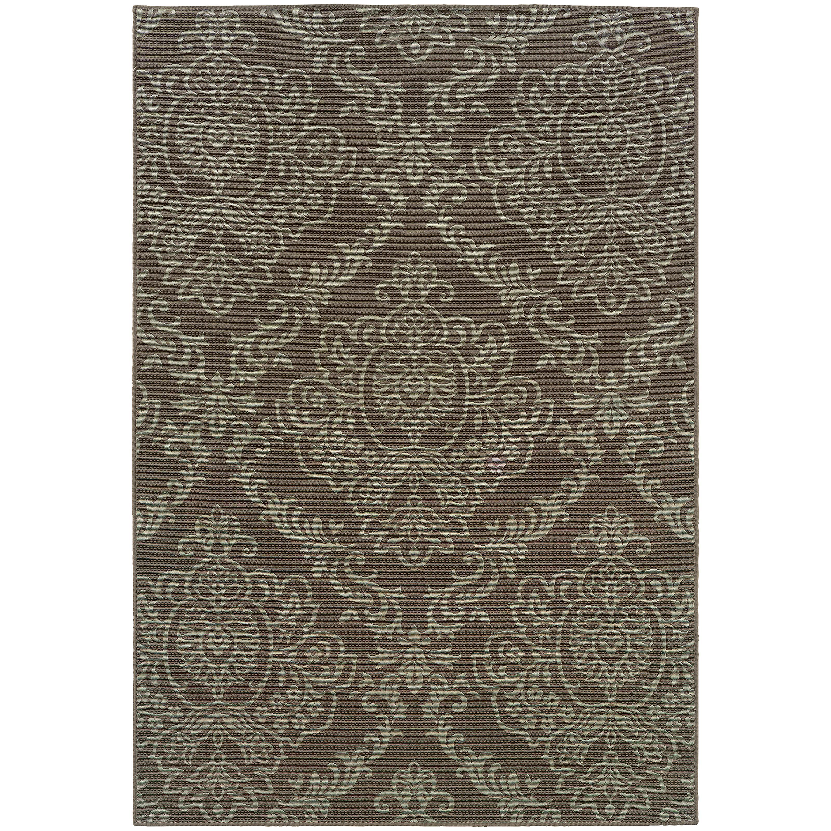 "Bali 5' 3"" X  7' 6"" Rug by Oriental Weavers at Steger's Furniture"