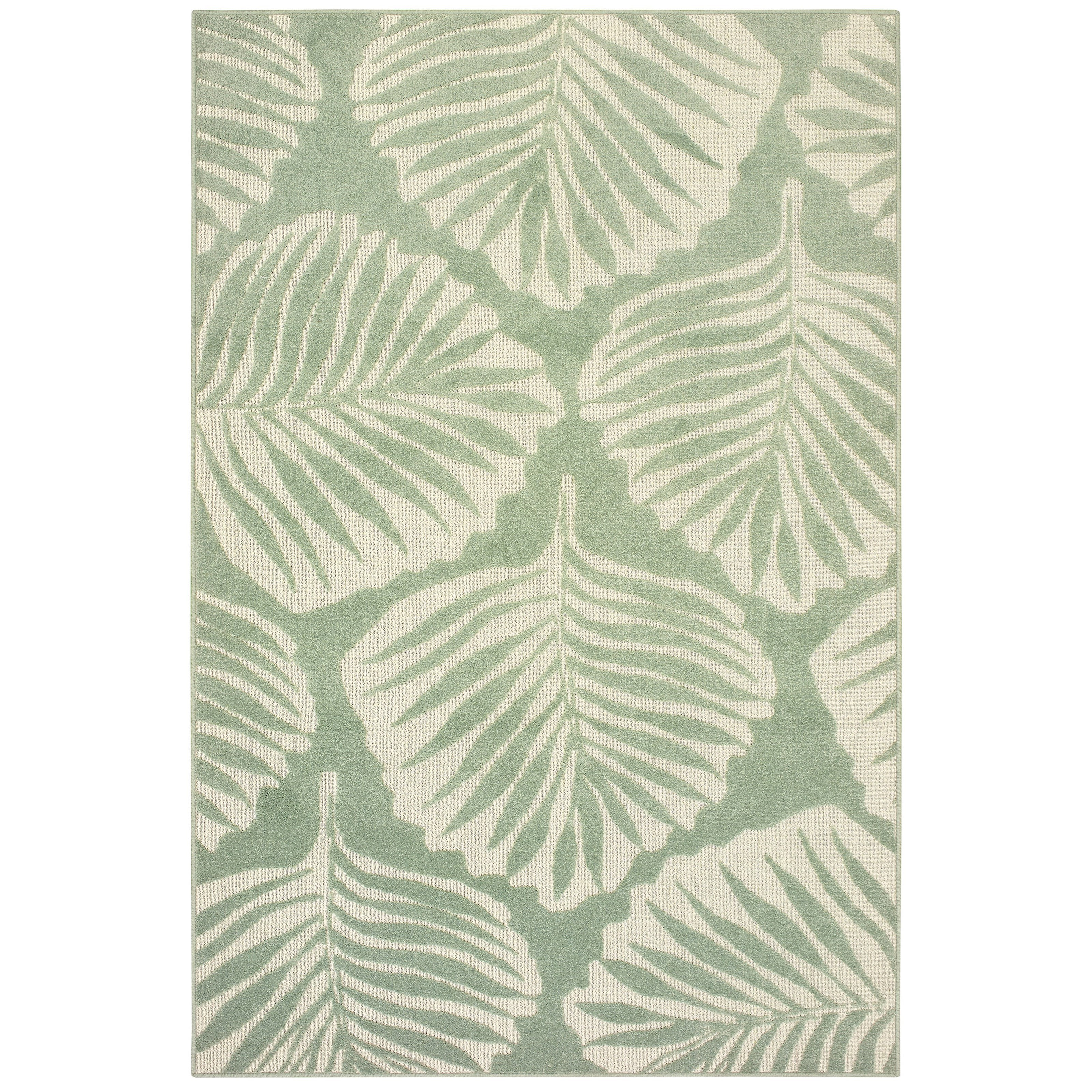 "Barbados 5' 3"" X  7' 6"" Rectangle Rug by Oriental Weavers at Furniture Superstore - Rochester, MN"