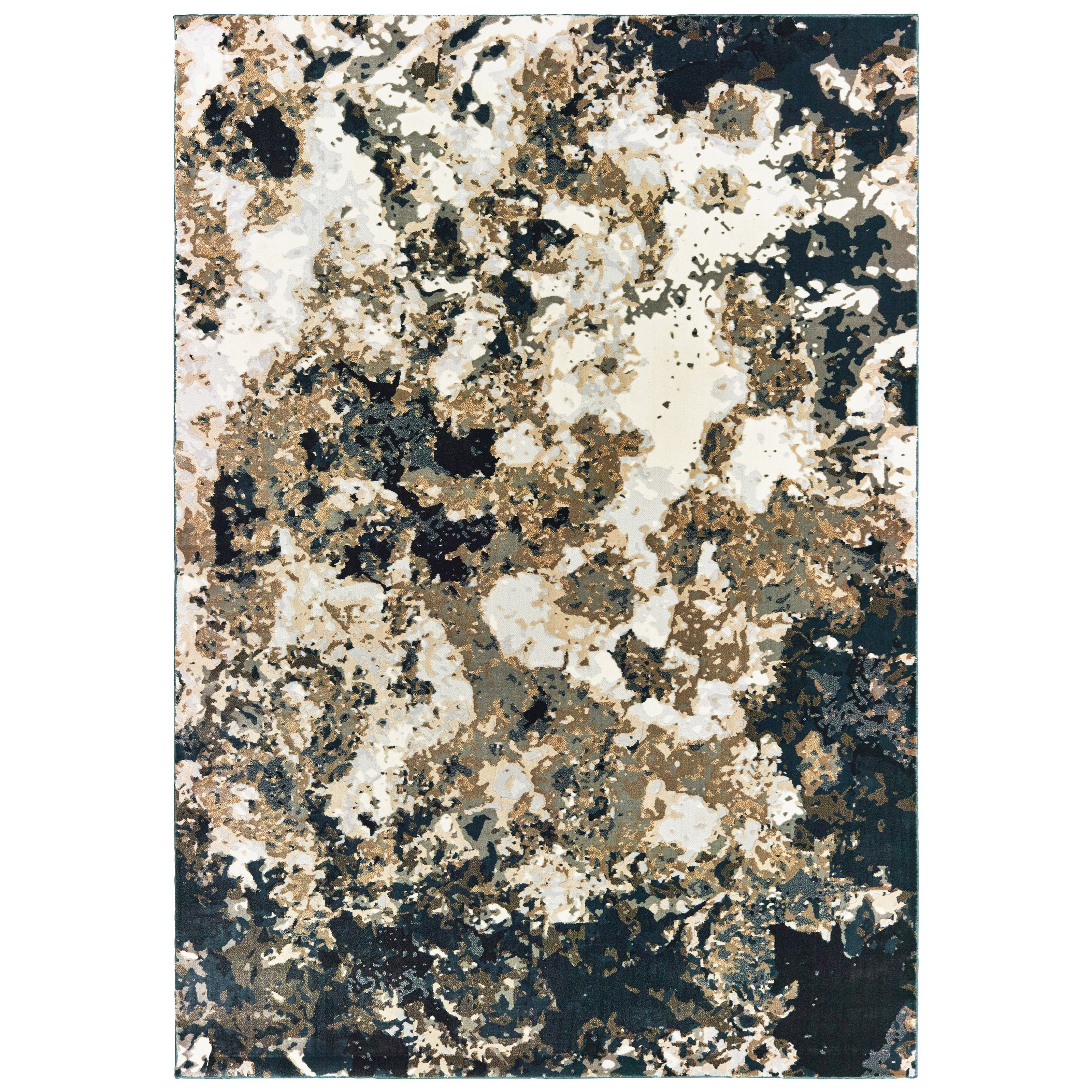 """Bowen 5' 3"""" X  7' 6"""" Rectangle Rug by Oriental Weavers at Steger's Furniture"""