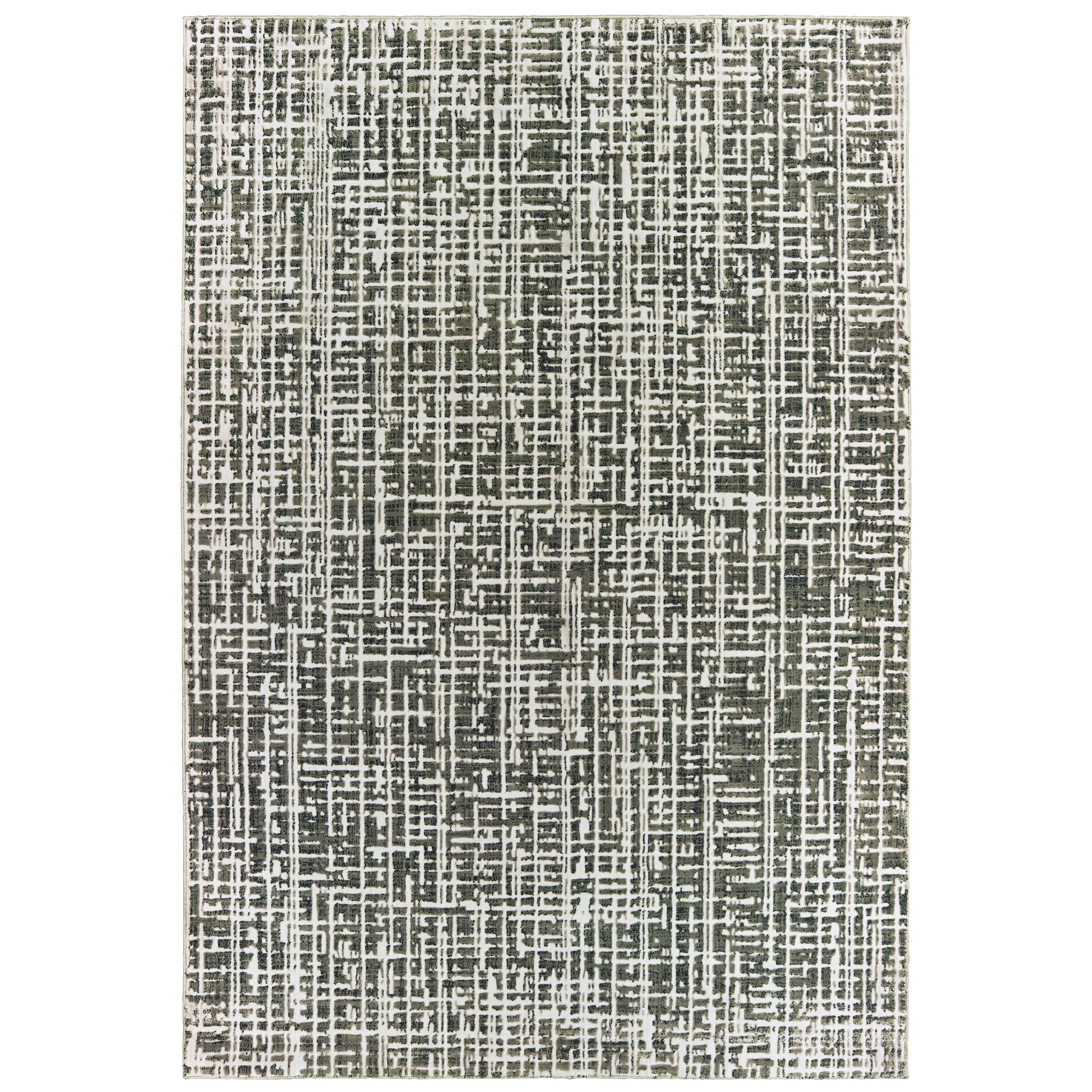 """Bowen 5' 3"""" X  7' 6"""" Rectangle Rug by Oriental Weavers at Darvin Furniture"""